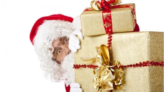 Что подарить Деду Морозу?